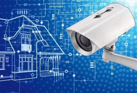 Современные системы видеонаблюдения для дома и офиса