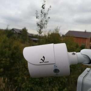 Система видеонаблюдения в частном доме