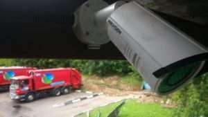 Установка камер видеонаблюдения Hikvision